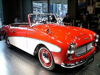 ダットサン フェアレディ 1960年:SPL212型